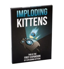 Imploding Kittens - Expansion to Exploding Kittens