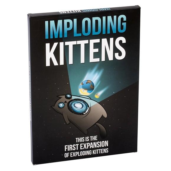 Imploding Kittens - Udvidelsespakke til Exploding Kittens