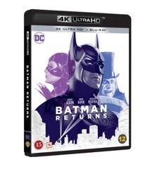 Batman Returns 4K Blu ray