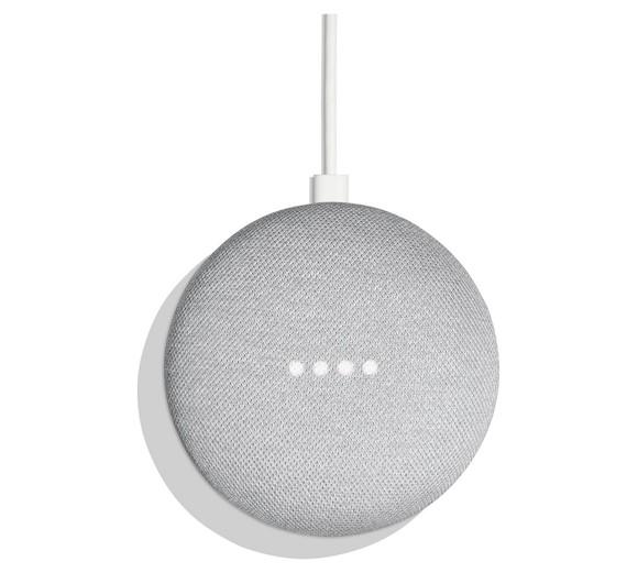 Google Home Mini Højttaler - Chalk Hvid