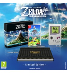 The Legend of Zelda: Link's Awakening (Limited Edition)