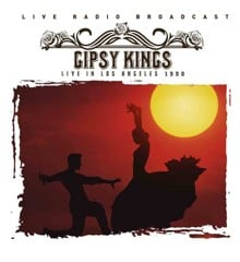 Gipsy Kings - Best of  Live In Los Angeles July 23th and 24th, 1990 - Vinyl