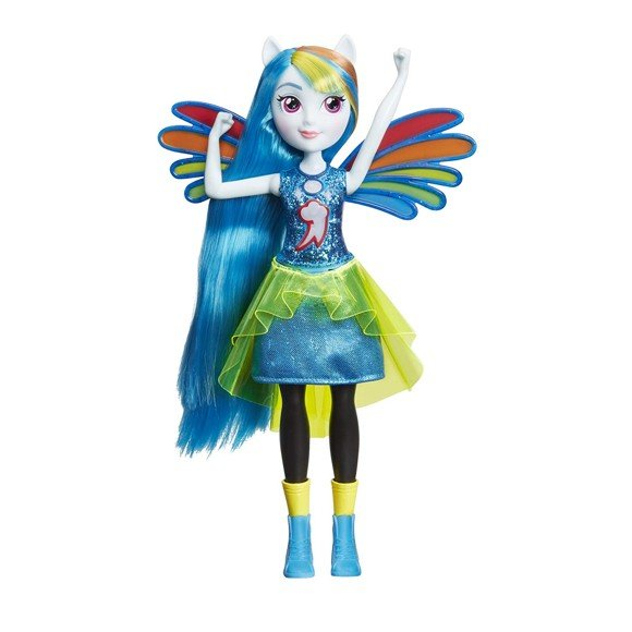 My Little Pony - Equstria Friendship Power Rainbow Dash (E2744)