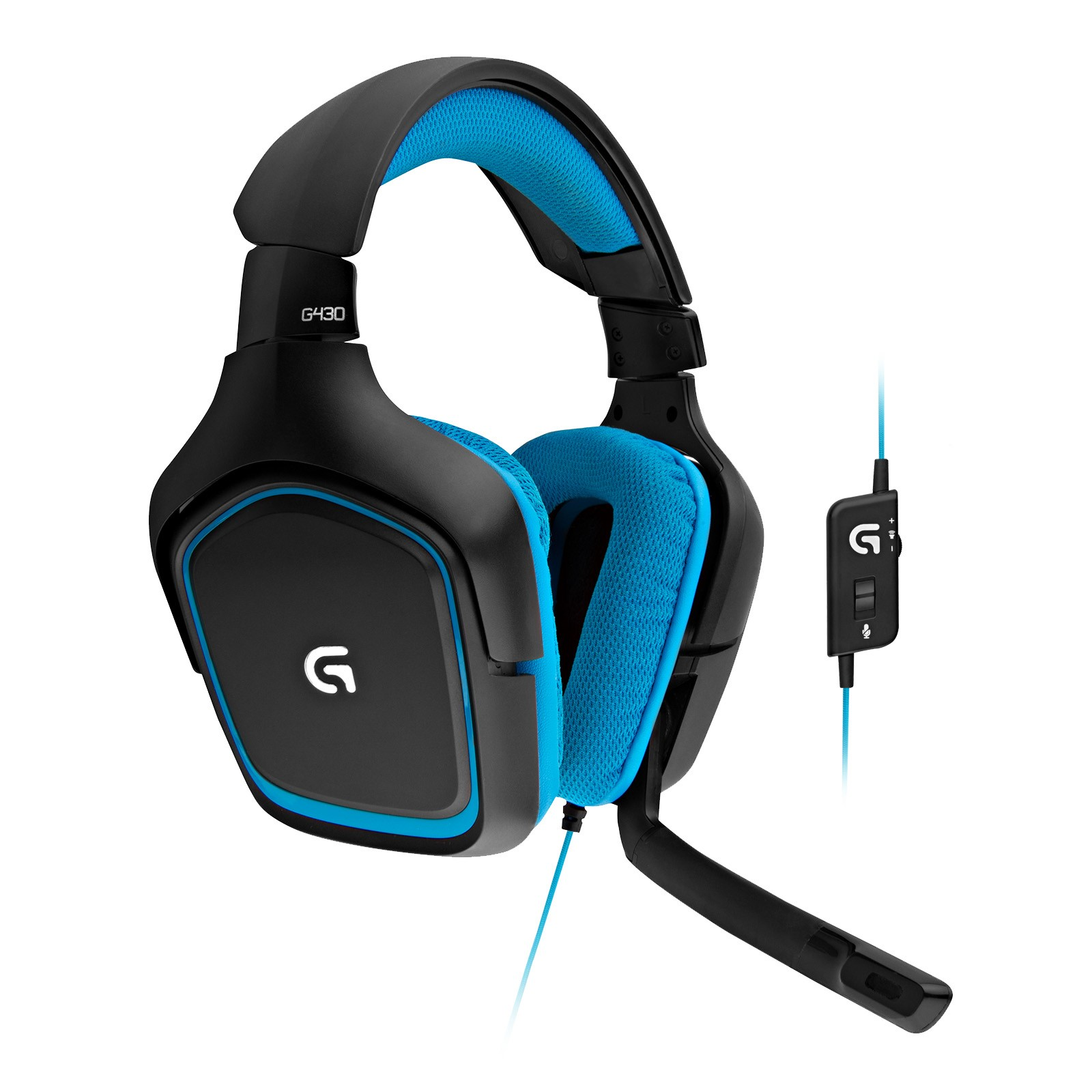 Buy Logitech G430 Surround Sound Gaming Headset