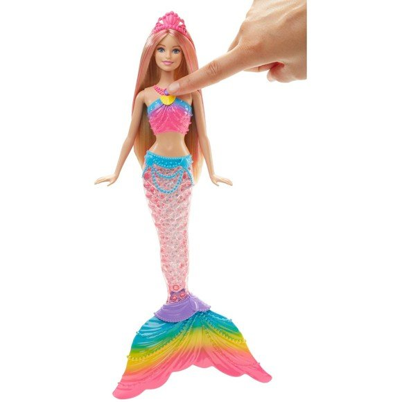Barbie - Rainbow Mermaid (DHC40)