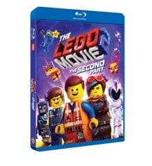 Lego Movie 2, The - Blu ray