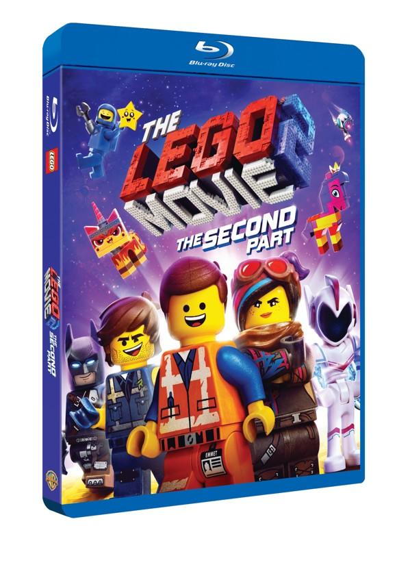 Lego Movie 2, The - Blu ray