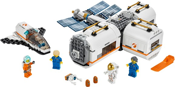 LEGO City - Lunar Space Station (60227)