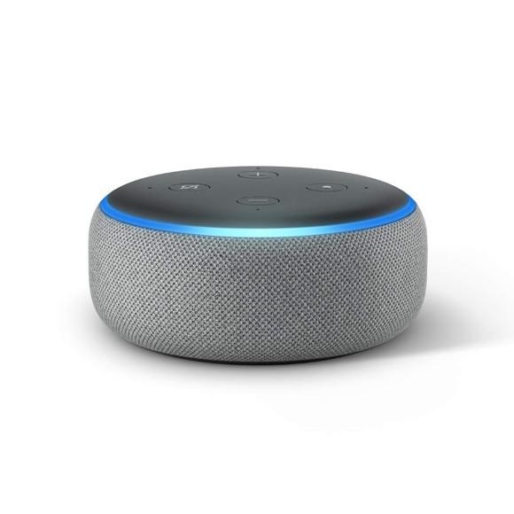 Amazon Echo Dot 3. Gen Grå