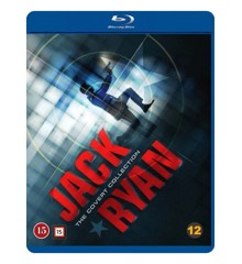 Jack Ryan: The Covert Collection (5 film) (Blu-Ray)
