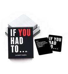 If You Had To (English) (SBDK0016)