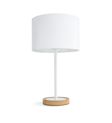 Philips - Limba table lamp white 1x40W 230V myLiving