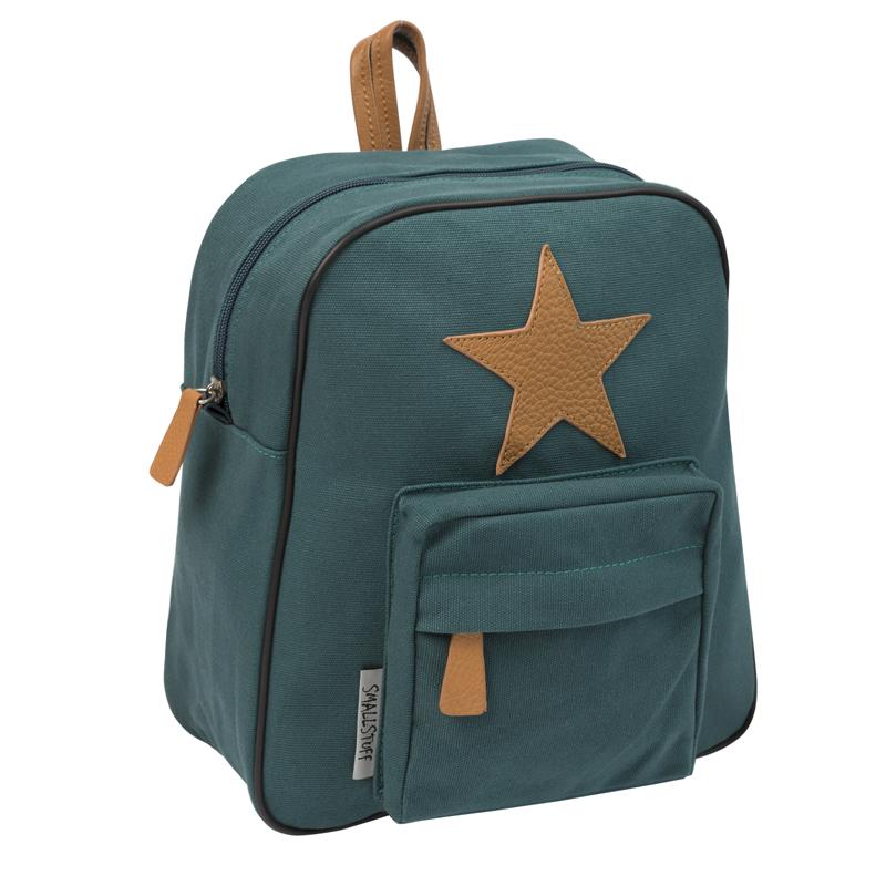 Smallstuff Dark green backpack Green Green