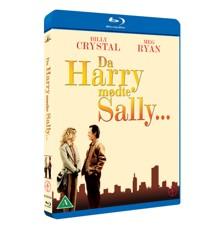 Da Harry mødte Sally - Blu ray