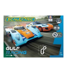 Scalextric - Gulf Racing (GT v LMP) Racerbane