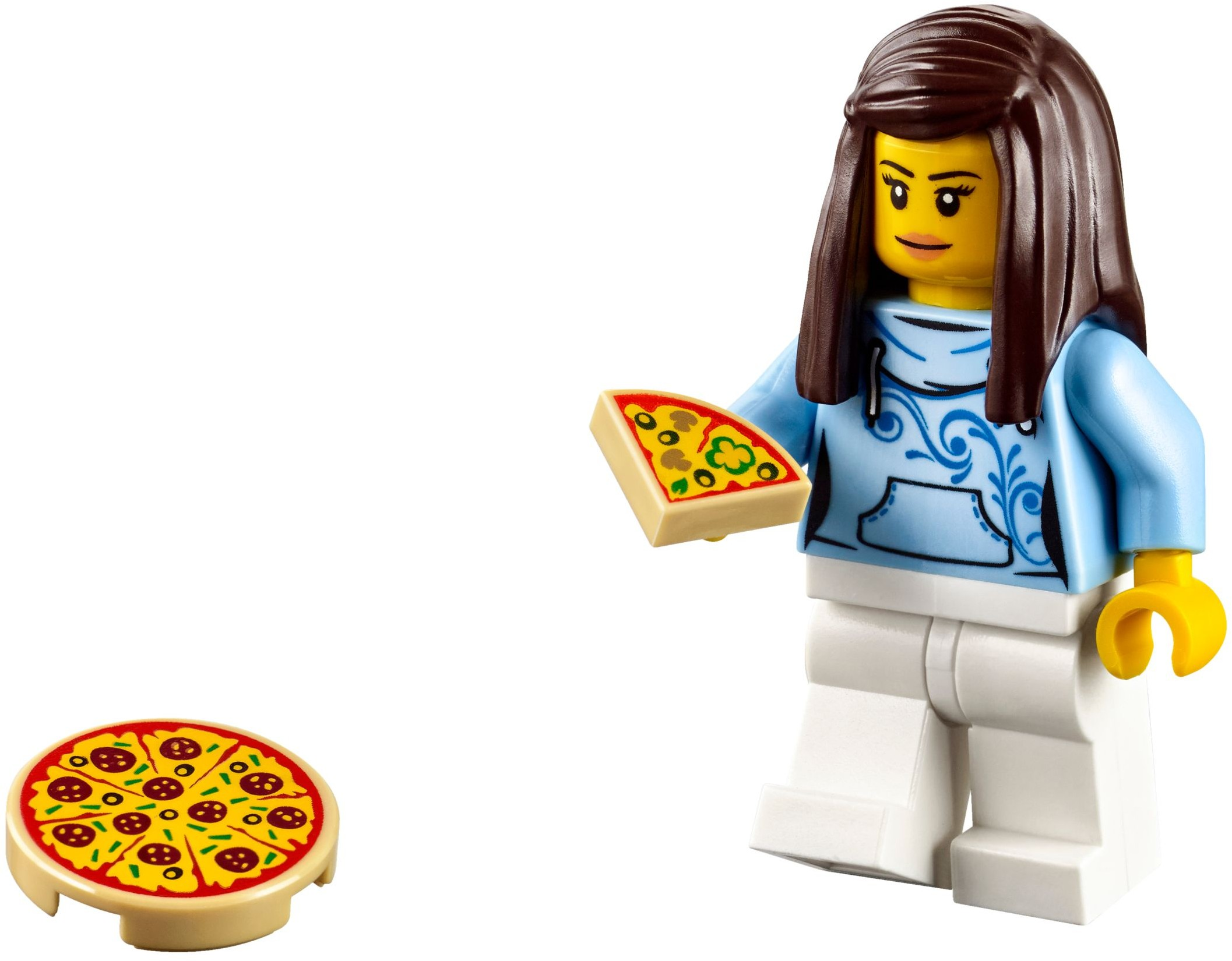 Buy Lego City Pizza Van 60150