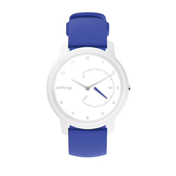 Withings - Move - White/Blue