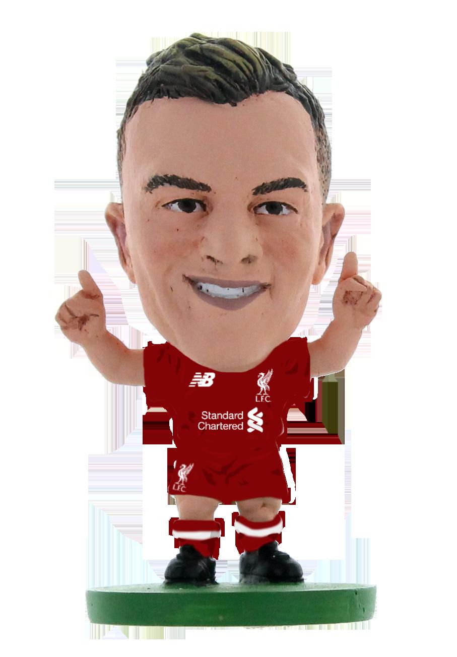 Soccerstarz - Liverpool Xherdan Shaqiri - Home Kit (2020 version)
