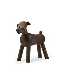 Kay Bojesen - Hund - Smoked Oak (39213)