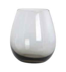 House Doctor - Ball Vand Glas  Sæt á 4  - Grå