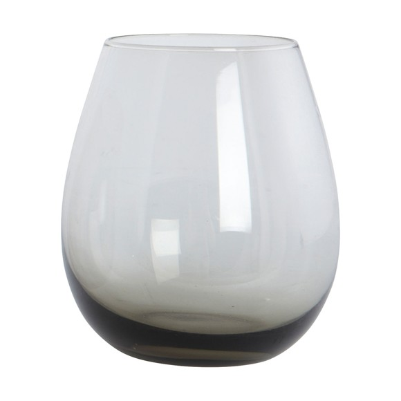 House Doctor - Ball Water Glass Set of 4 - Grey (Be0494)