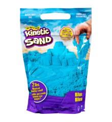 Kinetic Sand - Farve Pose 900g - Blå (20107736)
