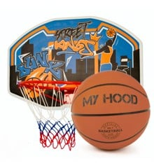 My Hood - Wall-mount Basketball Hoop