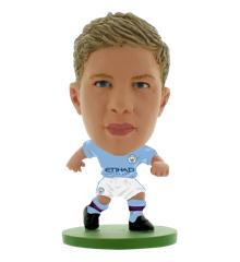 Soccerstarz - Man City Kevin De Bruyne - Home Kit (2020 version)