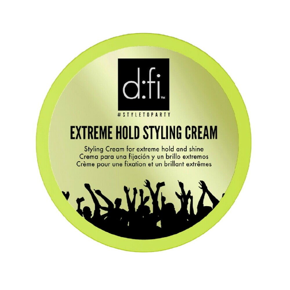 d:fi - Extreme Hold Styling Cream 150 ml.