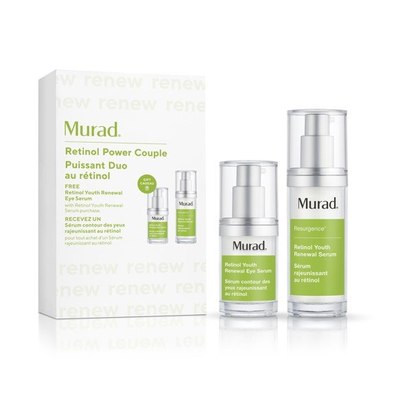Murad - Retinol Power Couple - Giftset