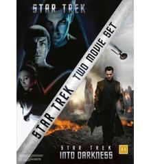 Star Trek/Star Trek: Into Darkness - Collection - DVD