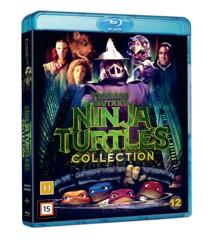 Teenage Mutant Ninja Turtles Box - Blu ray