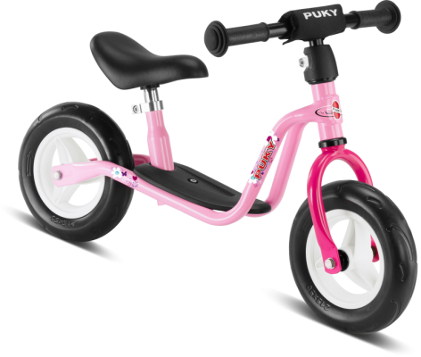 PUKY - LR M Balance Bike - Rosé/Pink (4061)