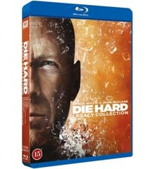 Die Hard 1-5 (5 disc)(Blu-Ray)
