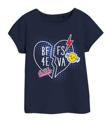 L.O.L. Surprise Girls Tee Black 9-11