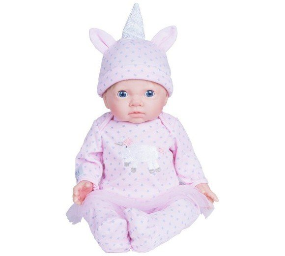 Tiny Treasure - Pink Unicorn Outfit (30091)