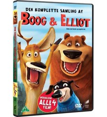 The Complete Open Season Collection - DVD