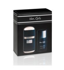 Van Gils - Strictly for Men Aftershave 50 ml + Deo Stick - Gavesæt