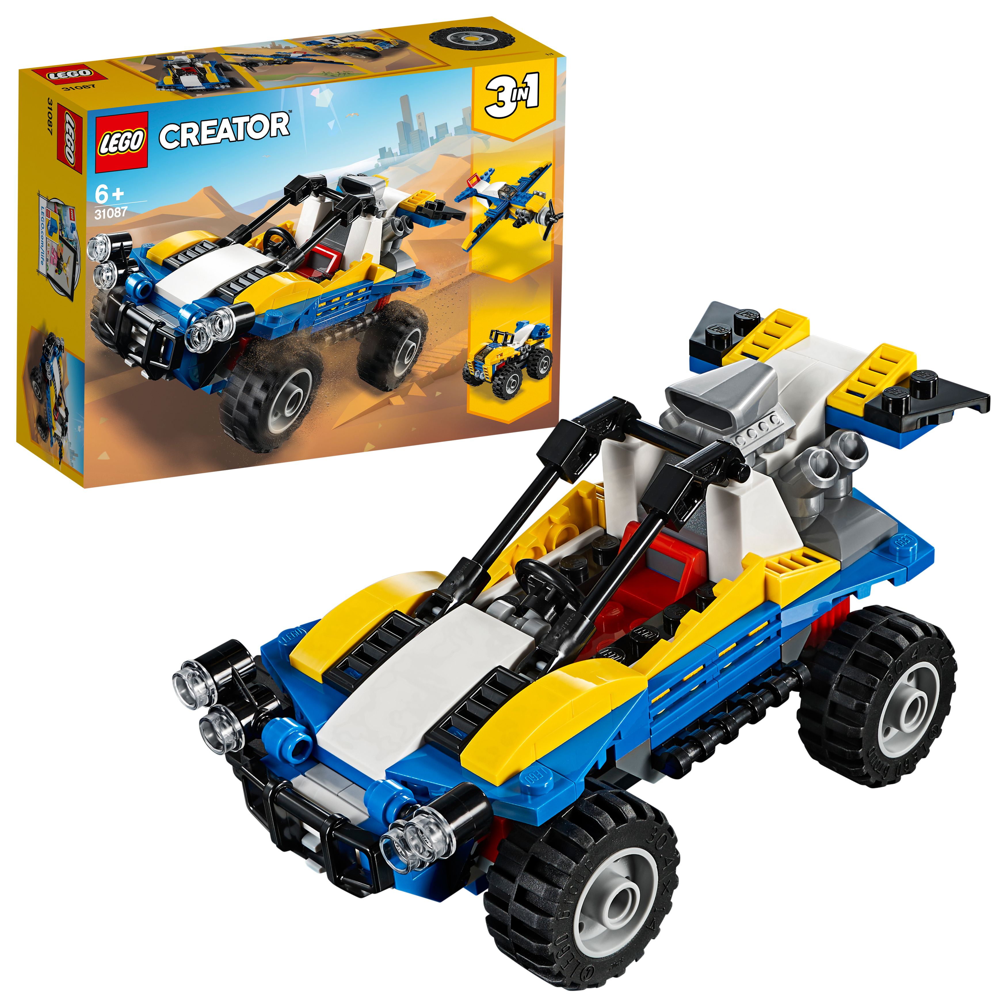 LEGO Creator - Strandbuggy (31087)
