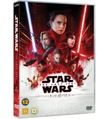 Star Wars - The Last Jedi - DVD
