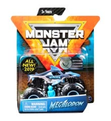 Monster Jam - 1:64 Single Pack - Megalodon (20116136)