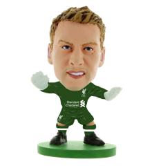 Soccerstarz - Liverpool Simon Mignolet Home Kit (2020 version)