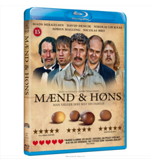 Mænd & Høns/Men and Chicken (Blu-Ray)
