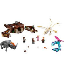 LEGO Harry Potter - Newt's Case of Magical Creatures (75952)