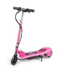 Elektrisk scooter - 12-15 km / t, pink