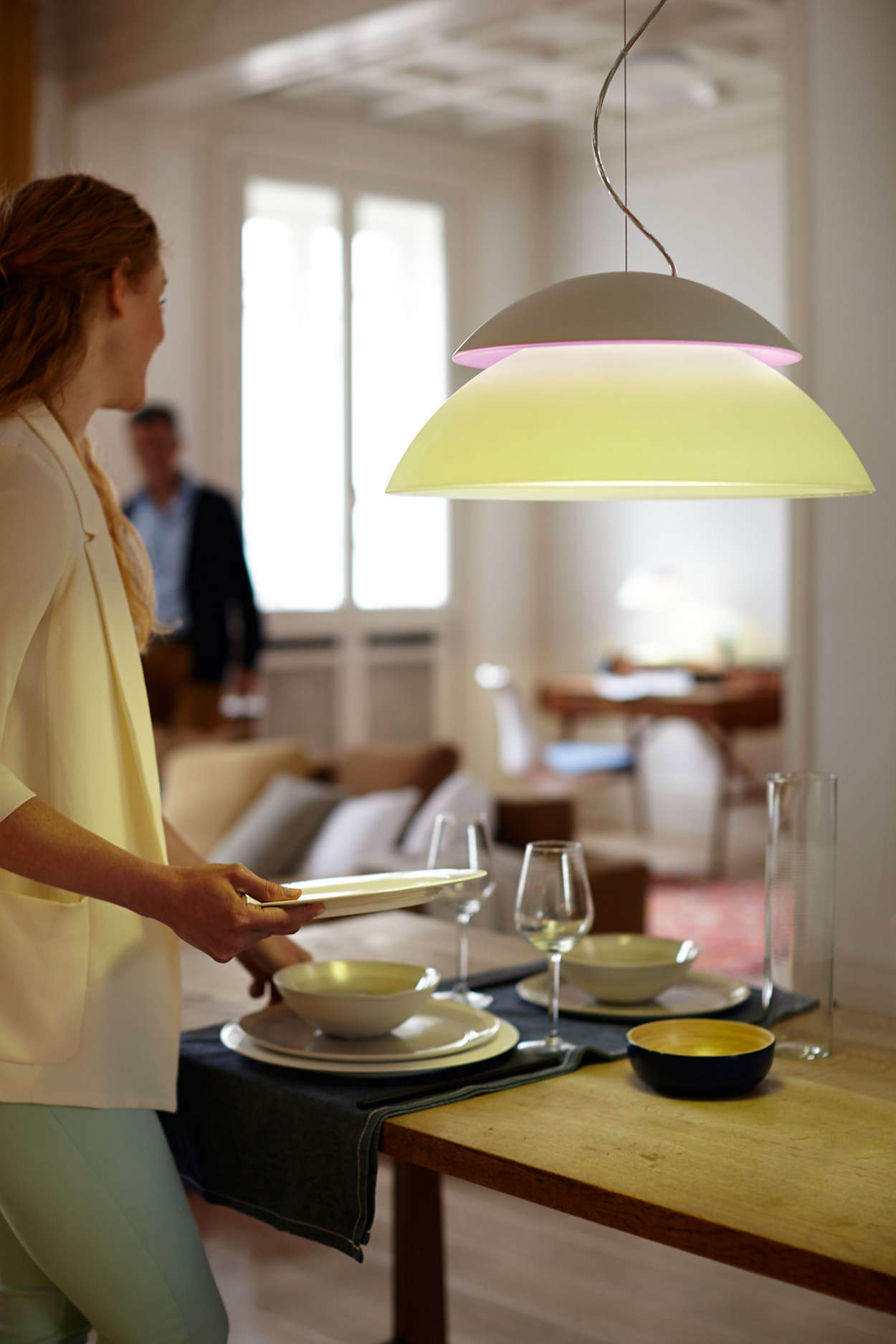 Buy Philips Hue Beyond Pendel Lamp Incl Shipping