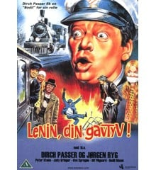 Lenin, din gavtyv - DVD