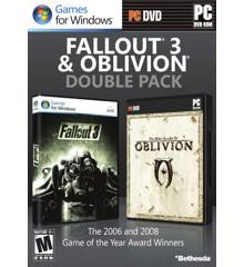 Fallout 3 & Oblivion (Double Pack)