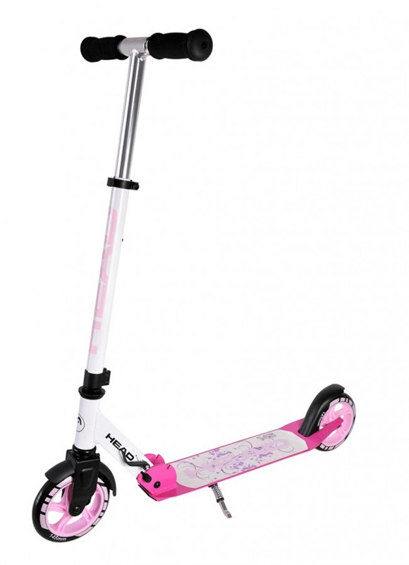 Head - 145 Kick Scooter - Pink/White (H7 SC 04)