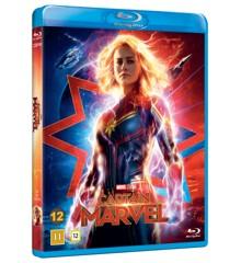 Captain Marvel - Blu ray